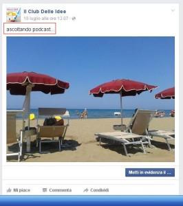 Podcast Spiaggia