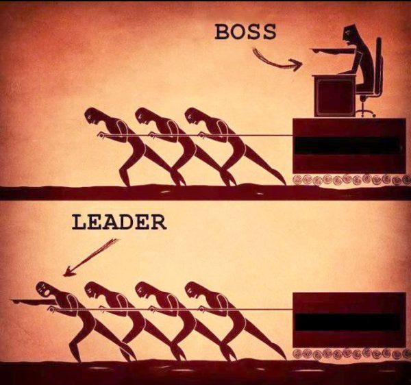 Boss o Leader